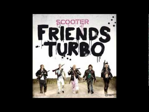 Scooter - Friends Turbo (New Kids)
