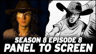 The Walking Dead Season 8, Episode 8 - Show vs. Comic!