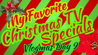 My favorite Christmas TV Specials