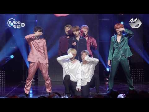 [MPD직캠 4K] 방탄소년단 직캠 피 땀 눈물 BTS Blood Sweat & Tears Fancam @엠카운트다운_161020