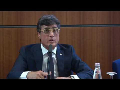 Raffaele Curcio (Sapar) a Enada Rimini 2017