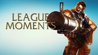 League of Legends Epic Moments