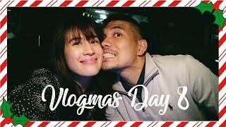 🎄DATE NIGHT FAIL!🎄  Vlogmas Day 8   Karla Aguas