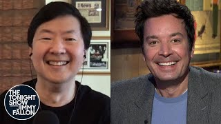 Ken Jeong Says Joel McHale Is a Terrible Person