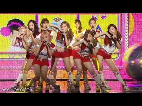 Girls' Generation - Oh!, 소녀시대 - 오!, Romantic Fantasy 20130101