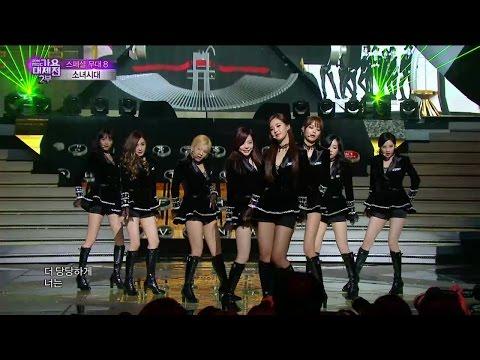 【TVPP】SNSD - Mr.Mr, 소녀시대 - 미스터 미스터 @ 2014 KMF Live