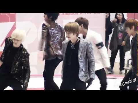 111002 SBS 서바이벌오디션 K팝스타 -  A-CHA (KYUHYUN)