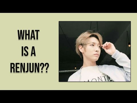 What is a Renjun??