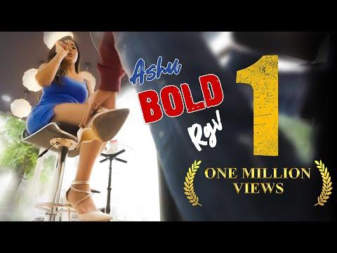 Bold interview promo: Ashu Reddy slaps RGV, here is the reason