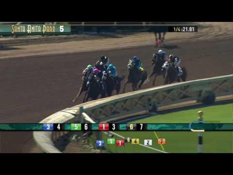 Speedbelle Starter Handicap (Cal-bred winner) - Sunday, July 10, 2016
