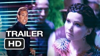 The Hunger Games: Catching Fire Official Teaser #1 (2013) HD Movie