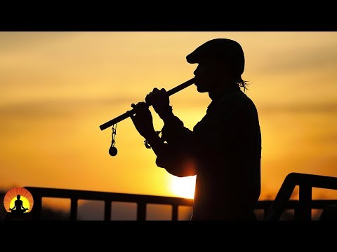6 Hour Relaxing Flute Music: Native American Music, Instrumental Music, Background Music ☯2169
