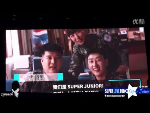 160903 LeeTeuk Fan Meeting Shanghai Full VCR-Eunhyuk & Shindong (ENG SUB & 中字)利特上海粉丝见面会-银赫和神童VCR完整版