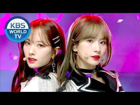 WJSN(우주소녀) - La La Love [Music Bank / 2019.01.25]