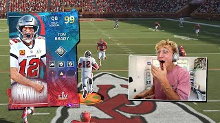 Super Bowl MVP Brady is GOATED... 🐐