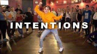 Justin Bieber - INTENTIONS ft Quavo | Matt Steffanina & Kaycee Rice Choreography