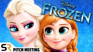 Disney's Frozen Pitch Meeting