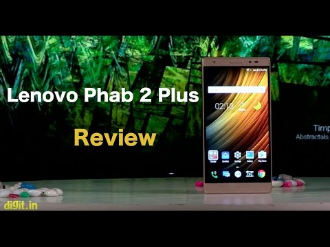 Lenovo Phab 2 Plus Review  Digitin