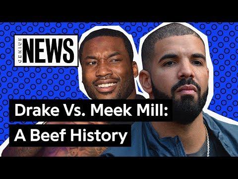 Drake & Meek Mill: The Beef History Behind