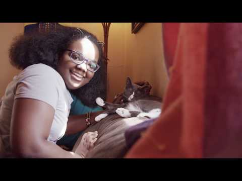 #AdoptPureLove – Shelter Pet Project – Ahnya & Lucky PSA