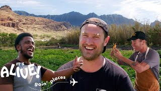 Brad Goes Farming in Hawaii | It's Alive: Goin' Places | Bon Appétit