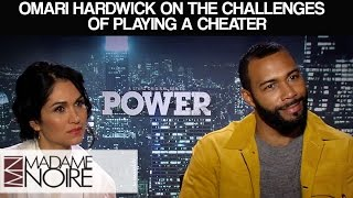 Omari Hardwick Discusses The Downside Of Playing A Cheater   MadameNoire