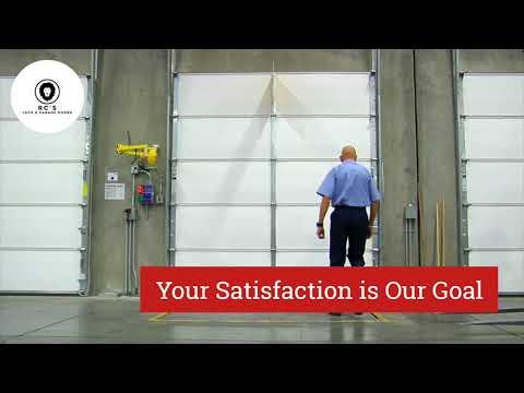 Garage Door Services | Garage Door Installation & Replacement