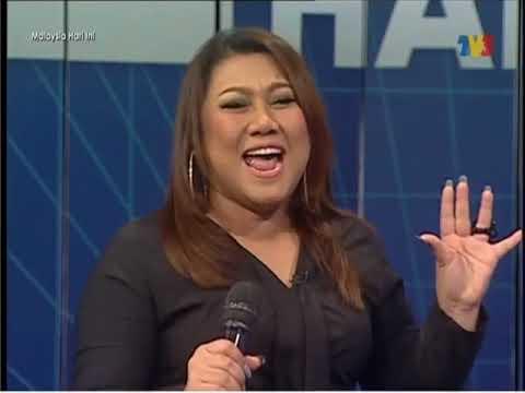 Idayu Interview Malaysia Hari Ini 23/5/2018(Live Mimic Ziana,Jac,Dayang,Sheila Majid,Rahmat,Ning)
