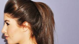 Volumized Ponytail Hair Tutorial, beauty, hair, hairstyle, holiday, partyhair, newyearsevelook, newyearshairpartylook, newyearseve, newyearseveparty