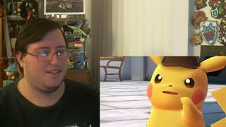 "Gors Detective Pikachu ""Release Date"" Trailer Reaction"
