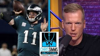 NFL Week 12 Preview: Seattle Seahawks vs. Philadelphia Eagles | Chris Simms Unbuttoned | NBC Sports