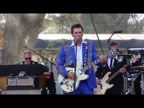 Somebody's Crying-Chris Isaak @Hardly Strictly Bluegrass 2013