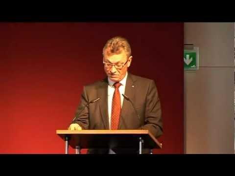 """Rede: Grußwort Siegfried Schneider zur Veranstaltung """"DIGITALRADIO 2012"""""""