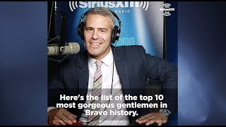 Andy Cohen's hottest guys in Bravo history