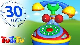 TuTiTu Oyuncaklar | Telefonı | Bebekler için oyuncaklar | 30 dakika özel
