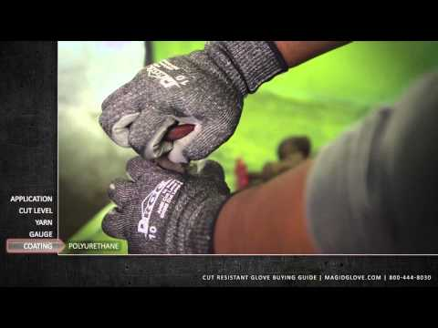 Cut Resistant Glove Buying Guide | Magid