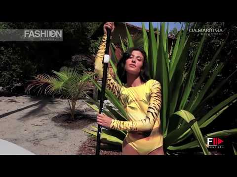 CIA MARITIMA Summer 2015 Adv Campaign by Fashion Channel