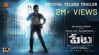 Official Telugu trailer of Petta ft. Rajinikanth, Vijay Se..