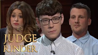 Most Shocking Tattoos and Pranks | Judge Rinder
