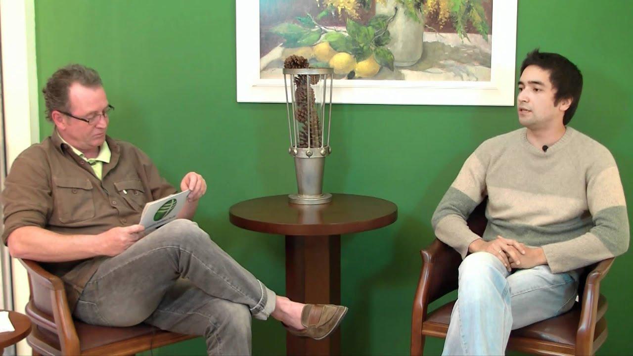 Venturini conversa com Luiz Goshima – Parte 1