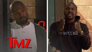Kanye West's Rant In TMZ Office (Extended Cut) | TMZ