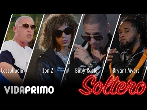 Jon Z ❌ Baby Rasta ❌ Bryant Myers ❌ Cosculluela ❌ Boy Wonder CF - Soltero [Official Video]