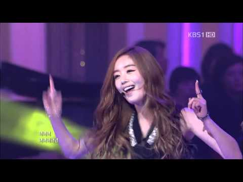 시크릿 (Secret) - 사랑은 Move (Love is move) [KBS]