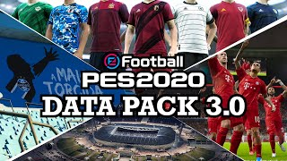 eFootball PES 2020 - Data Pack 3.0