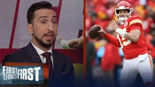 If Titans score 28 points it won't be enough to beat Chiefs — Nick Wright   NFL   FIRST THINGS FIRST