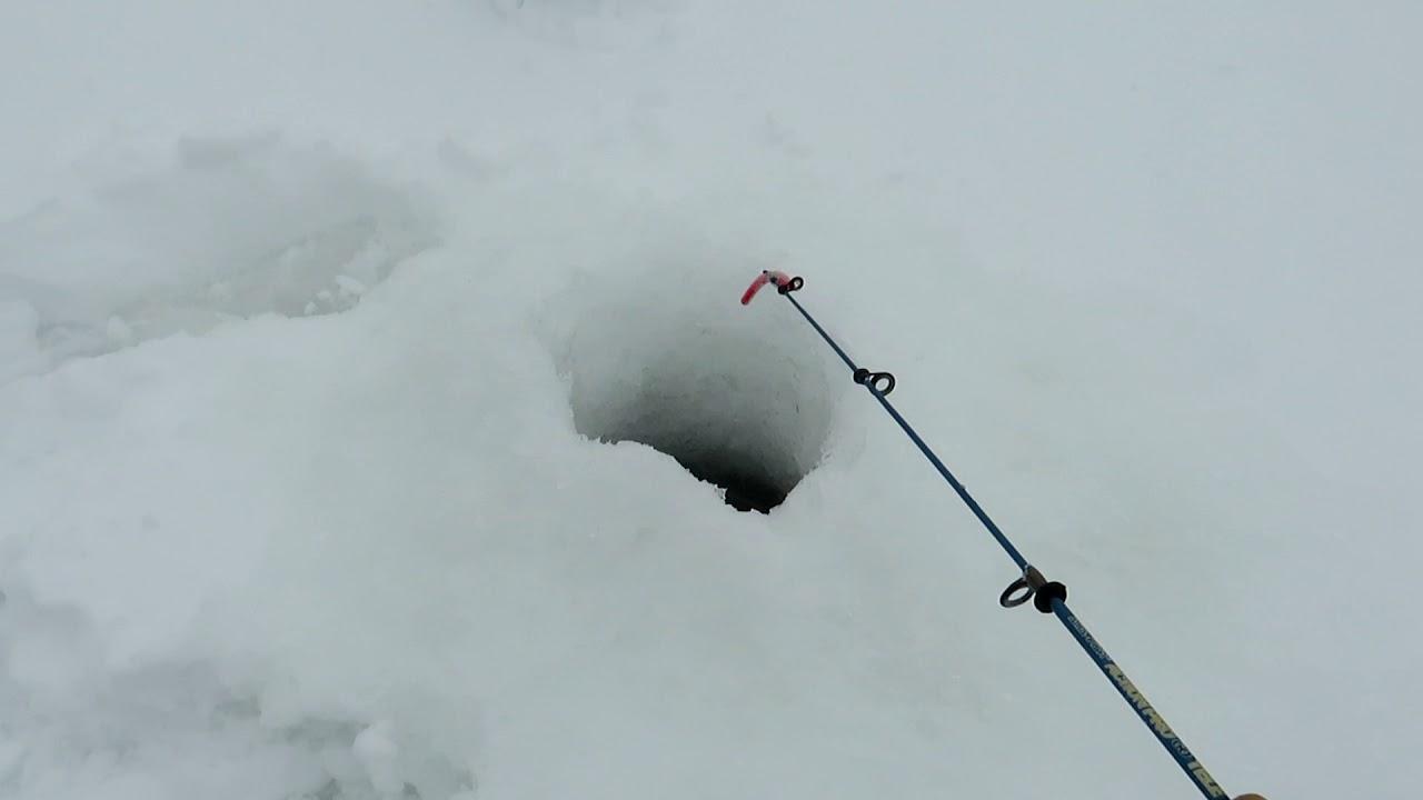 Рыбалка на сылве зимой