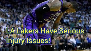 Lebron James hurt? Anthony Davis Thumb injury Lakers 2019 Season In Question