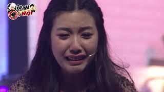 8 SHOWBIZ | Hoa hậu Thúy Vân té sấp mặt trong show hẹn hò