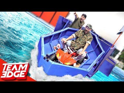 Epic Mini Boat Battle   Sink the Ship!!