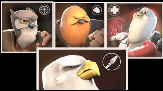 Scream Fortress 2013: Bird Voice lines